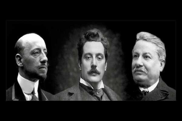 Fondazione Il Vittoriale degli Italiani - Fondazione Giovanni Pascoli - Fondazione Giacomo Puccini