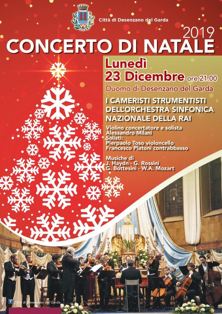Concerto Di Natale.Concerto Di Natale Gardamusei